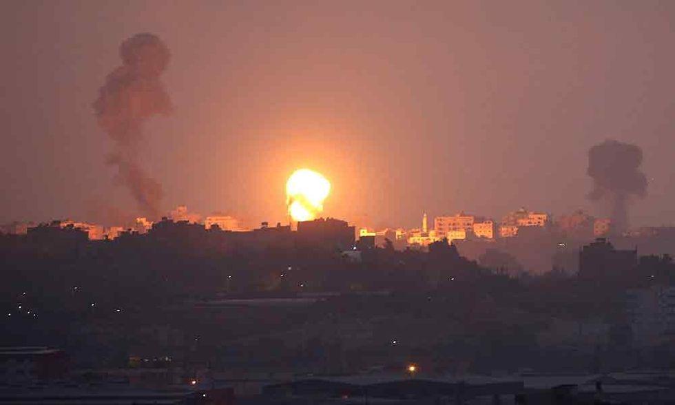 I raid su Gaza e il rischio di un'escalation