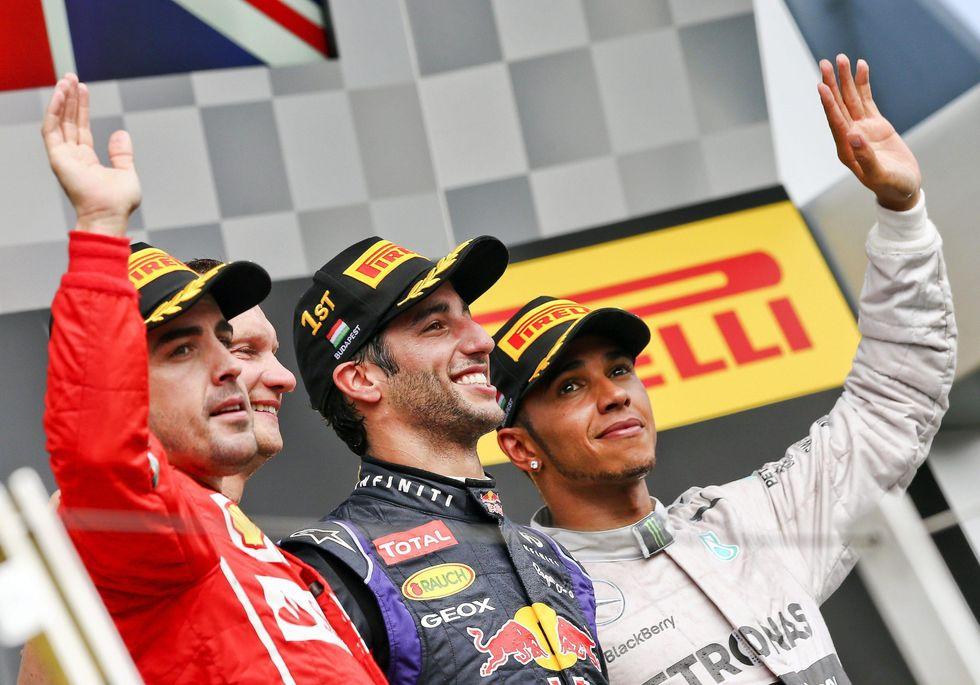 F1, Gp Ungheria: i top e i flop di Leo Turrini