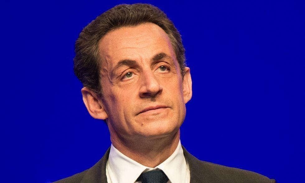 Sarkozy lancia la sua corsa all'Eliseo