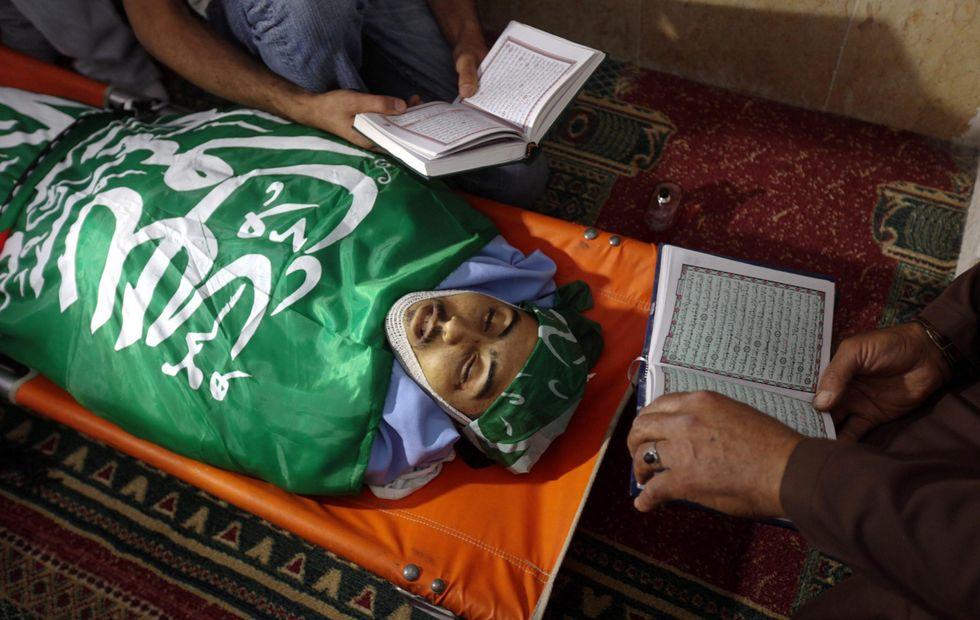 Israele-Palestina: il braccio armato di Hamas rifiuta la tregua
