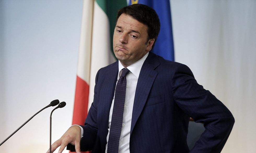 Renzi, attento al flop