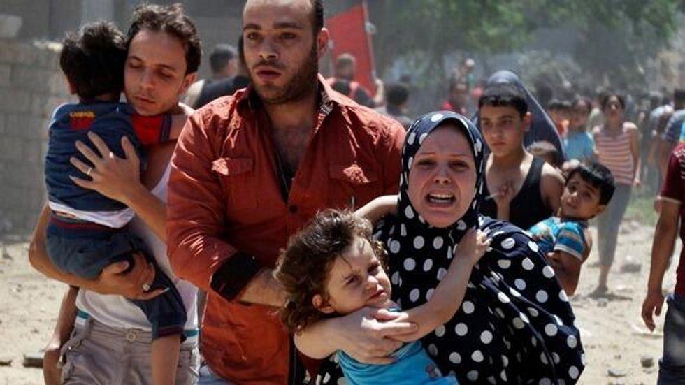 Israele-Palestina: le foto da Gaza sono false?