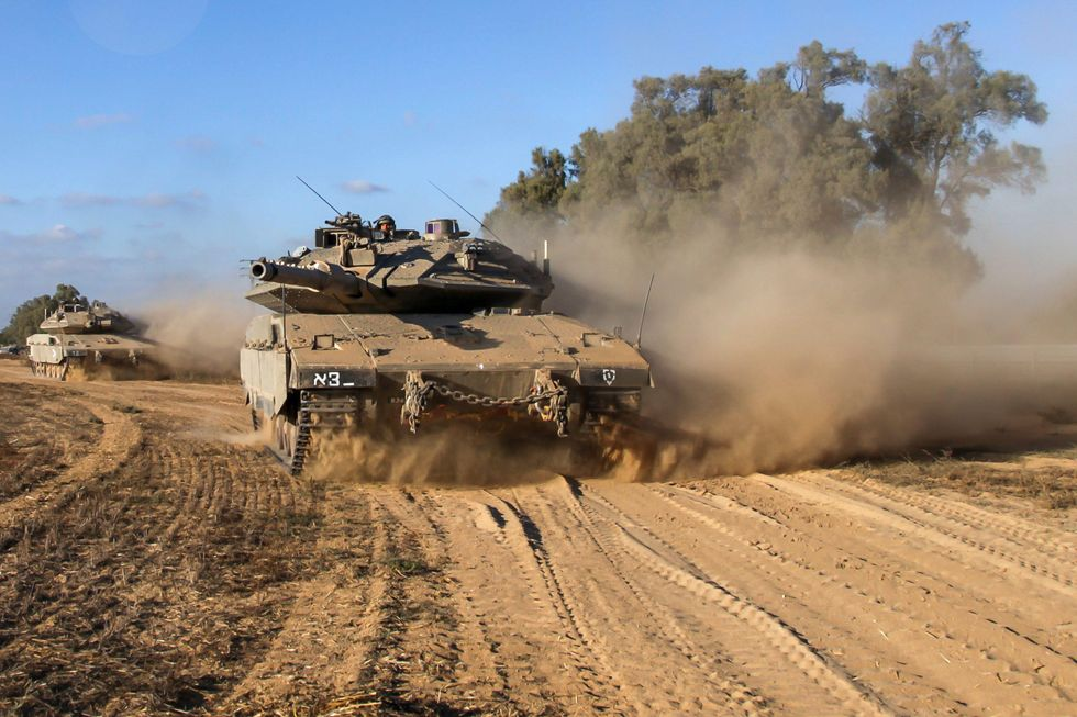 Israele dà il via alla guerra di terra a Gaza