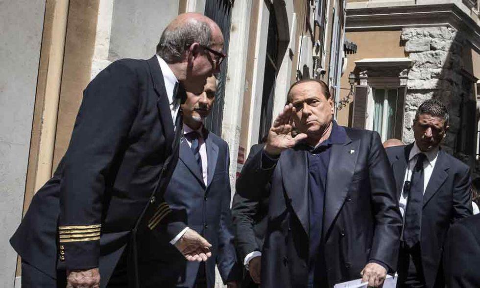 Patto del Nazareno: ora Berlusconi con Renzi è più forte