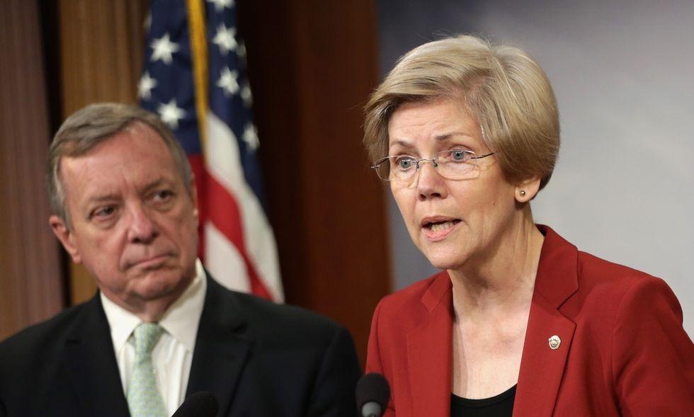 Elizabeth Warren, la donna che Obama immagina alla Casa Bianca