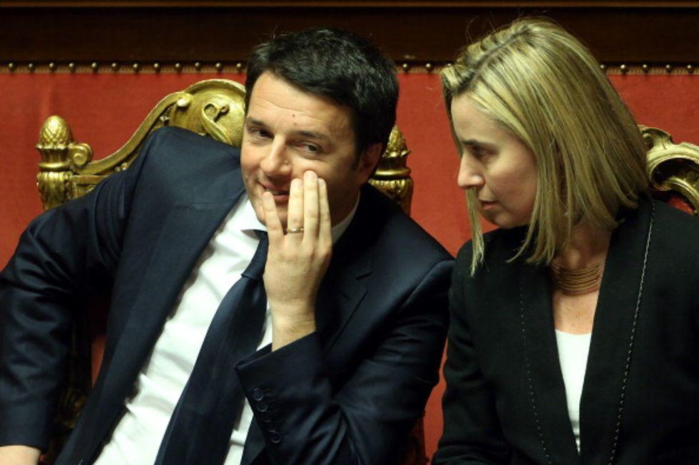 La lunga notte dell'Italia in Europa