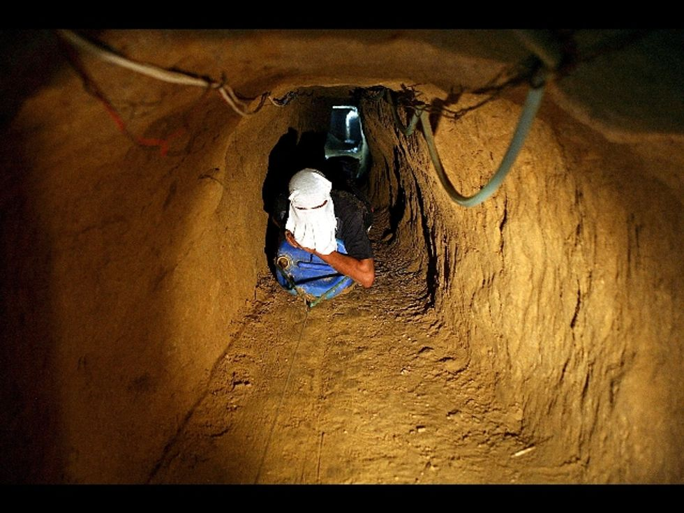 L'incredibile rete di tunnel di Hamas