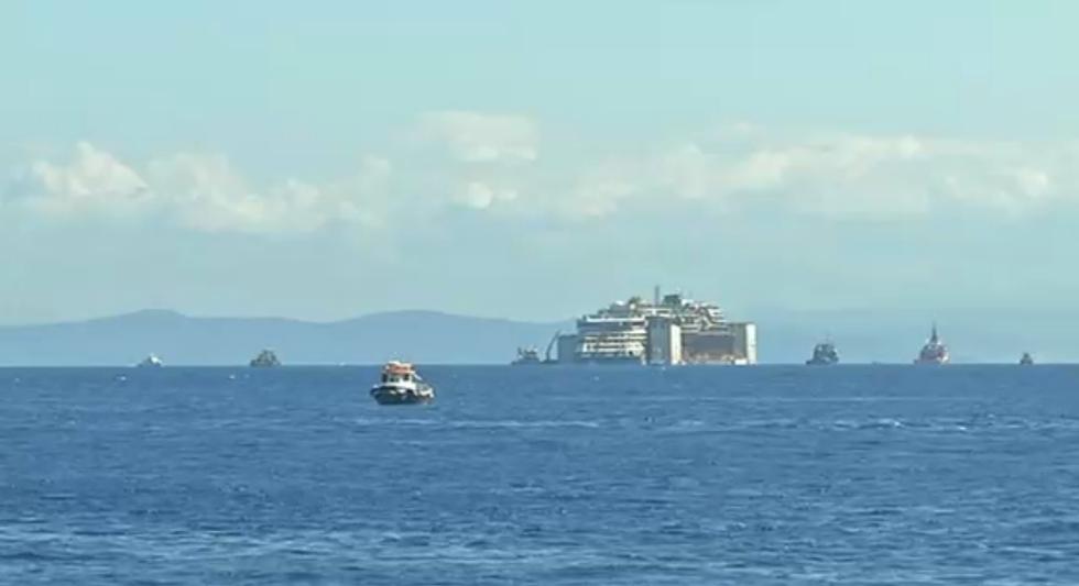 Costa Concordia: l'ultimo viaggio - Diretta