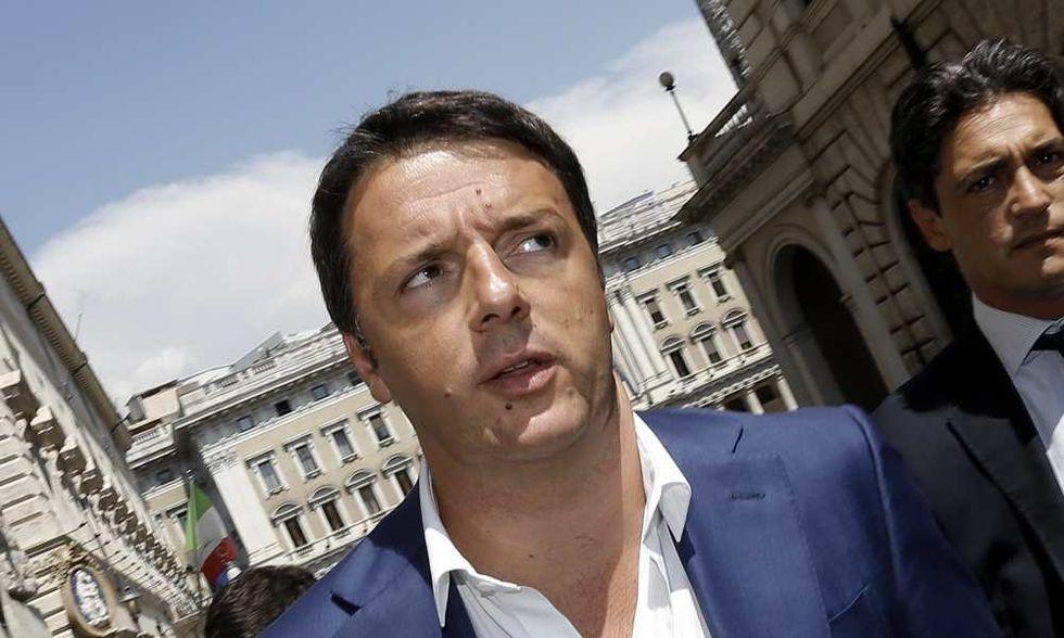 L'ultimo bluff europeo del governo Renzi
