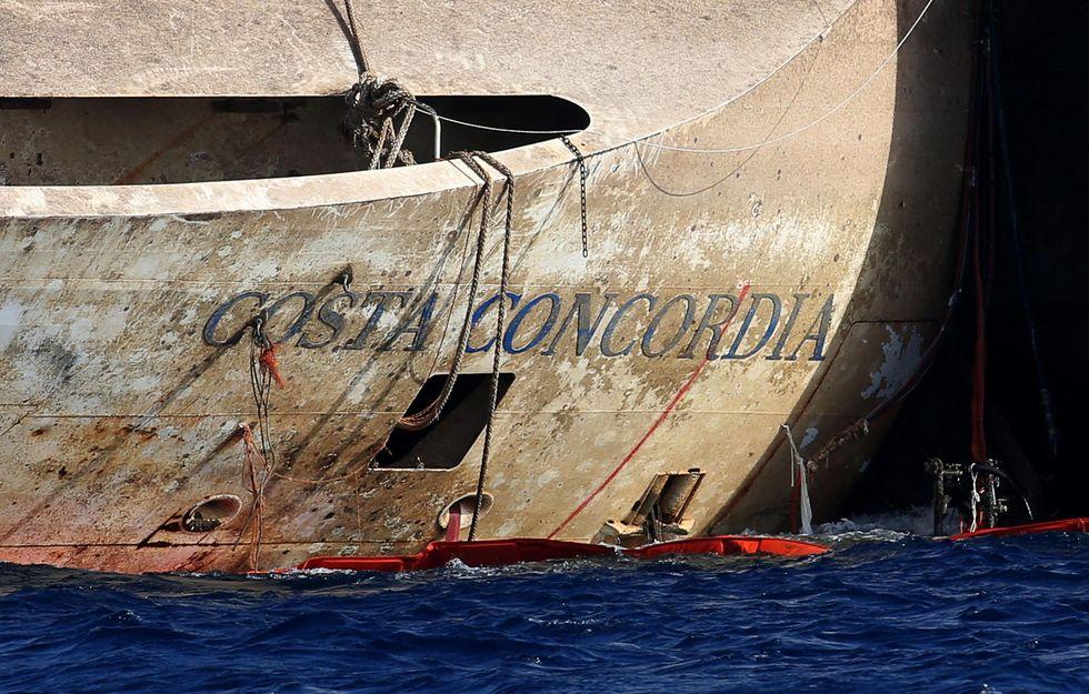 Costa Concordia: le incognite e i numeri dello smantellamento