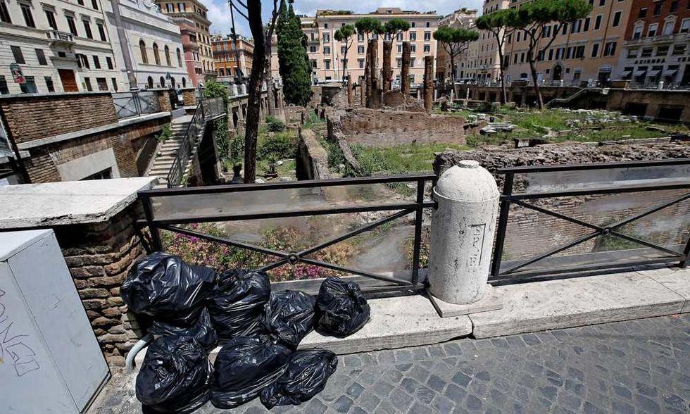 Roma: La grande schifezza