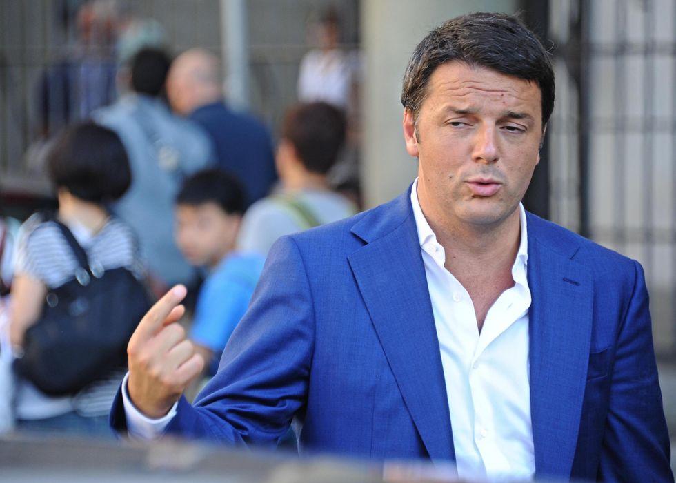 Contestazione al ministro Boschi, Renzi non è più l'uomo solo al comando