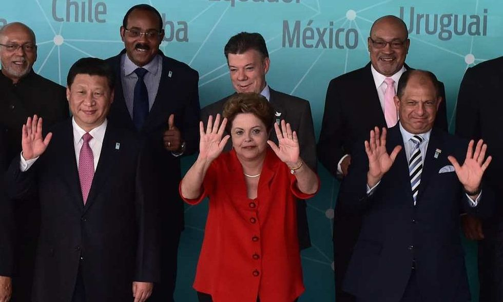 Pechino si compra l'America latina