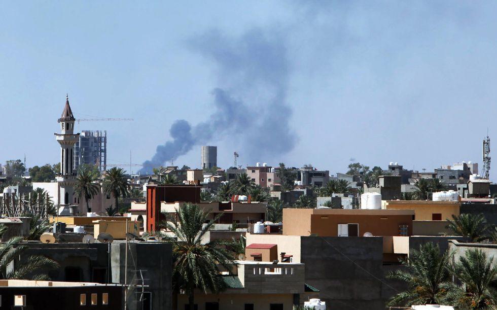 Anarchia in Libia, l'Occidente in fuga