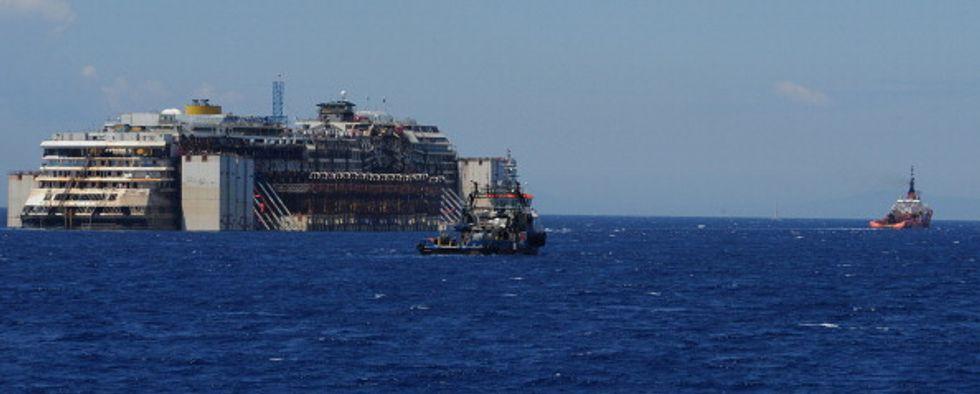 Concordia: a Genova pronta la task force anti-sciacalli