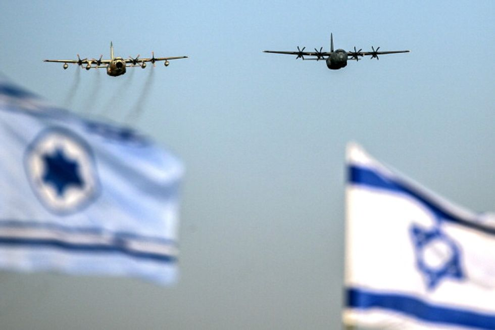 Israele in guerra si addestrerà in Sardegna