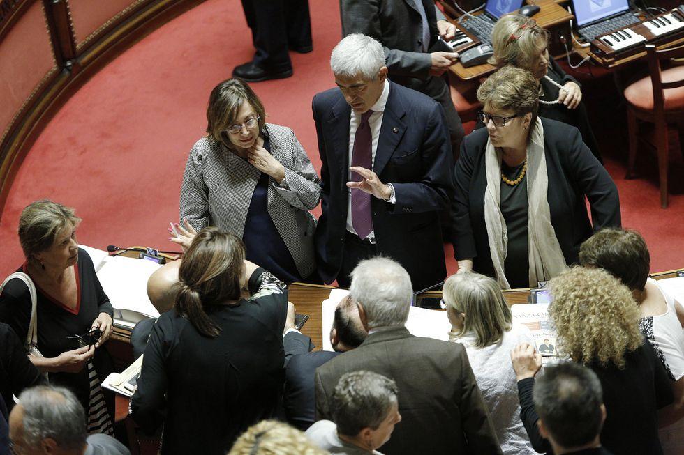 """Riforme: il Governo battuto al Senato dalla """"carica dei 101"""""""