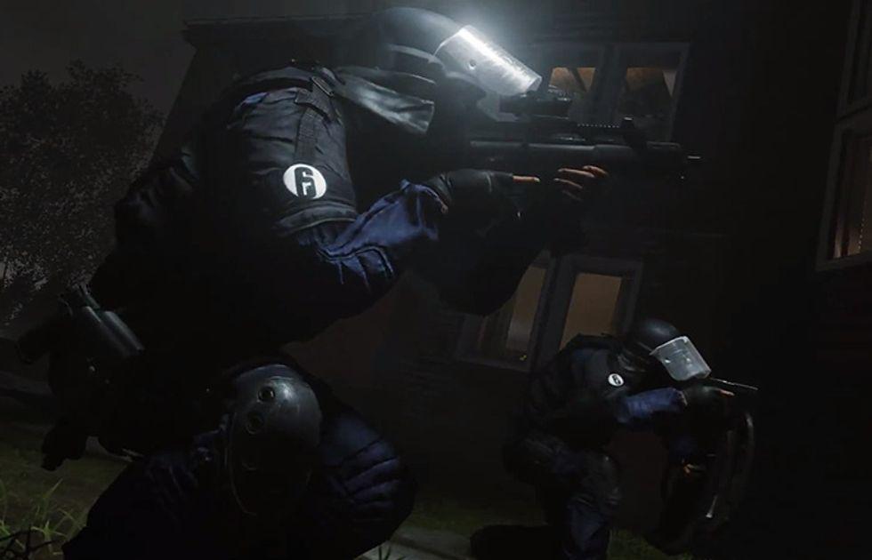 Rainbow Six: Siege, il trailer post E3