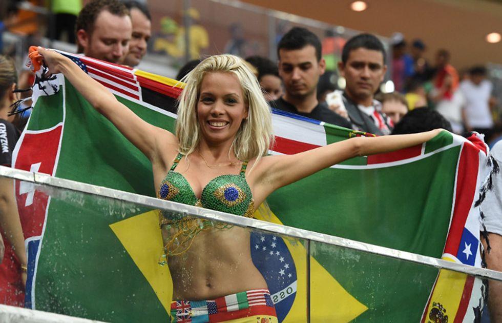 Tutto il Mondiale tifosa per tifosa