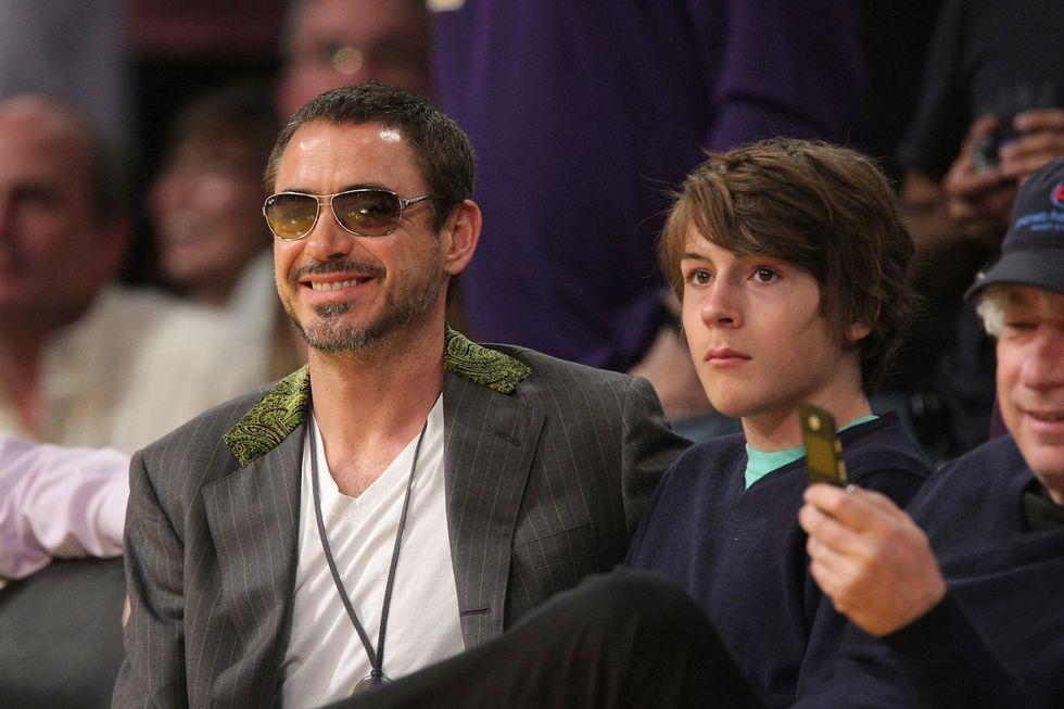 Indio, il figlio di Robert Downey Jr. arrestato per cocaina