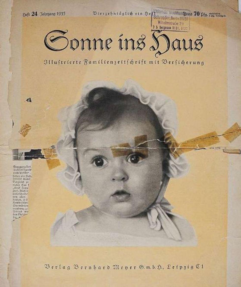 Era ebrea la bimba della propaganda nazista