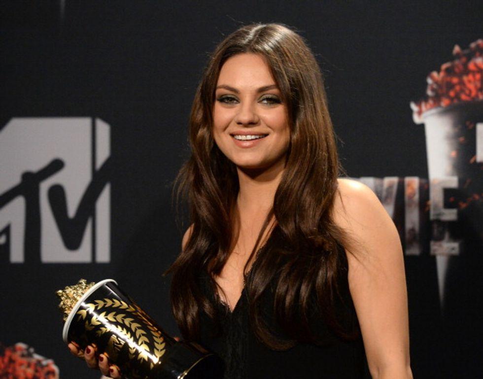 """Mila Kunis: """"Sono pronta a fare 'solo' la mamma"""""""