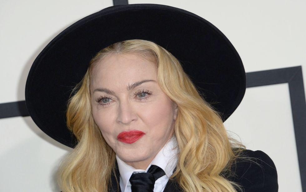 "Madonna, giurata ""scomoda"""