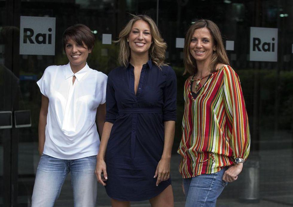 Millennium, tre giornaliste alla conduzione del nuovo talk politico di Rai 3