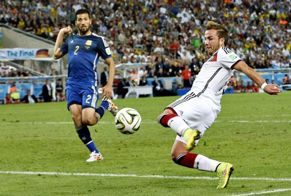Ascolti 13/7: il Mondiale brasiliano batte quello sudafricano
