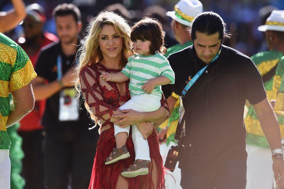 Shakira è incinta?