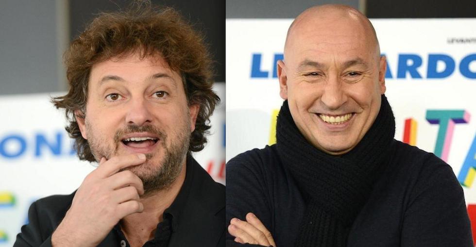 Striscia la Notizia, Leonardo Pieraccioni e Maurizio Battista alla conduzione