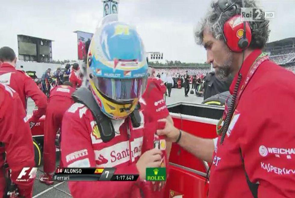 Ascolti 20/7: la Formula 1 crolla su Rai 2