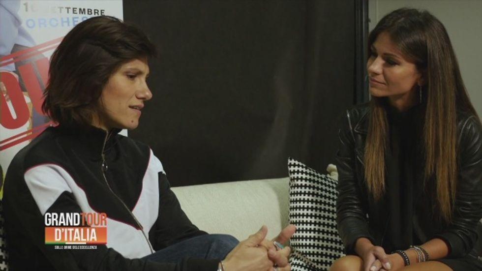 Elisa e Alessia Ventura Grand Tour d'Italia