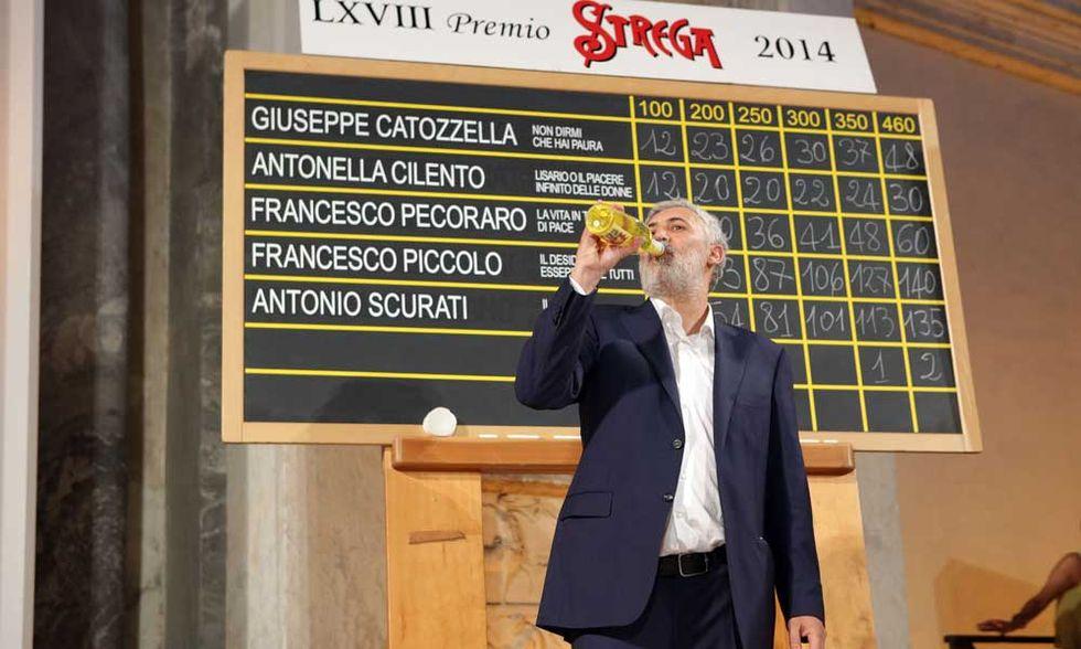 Premio Strega 2014, vince Francesco Piccolo