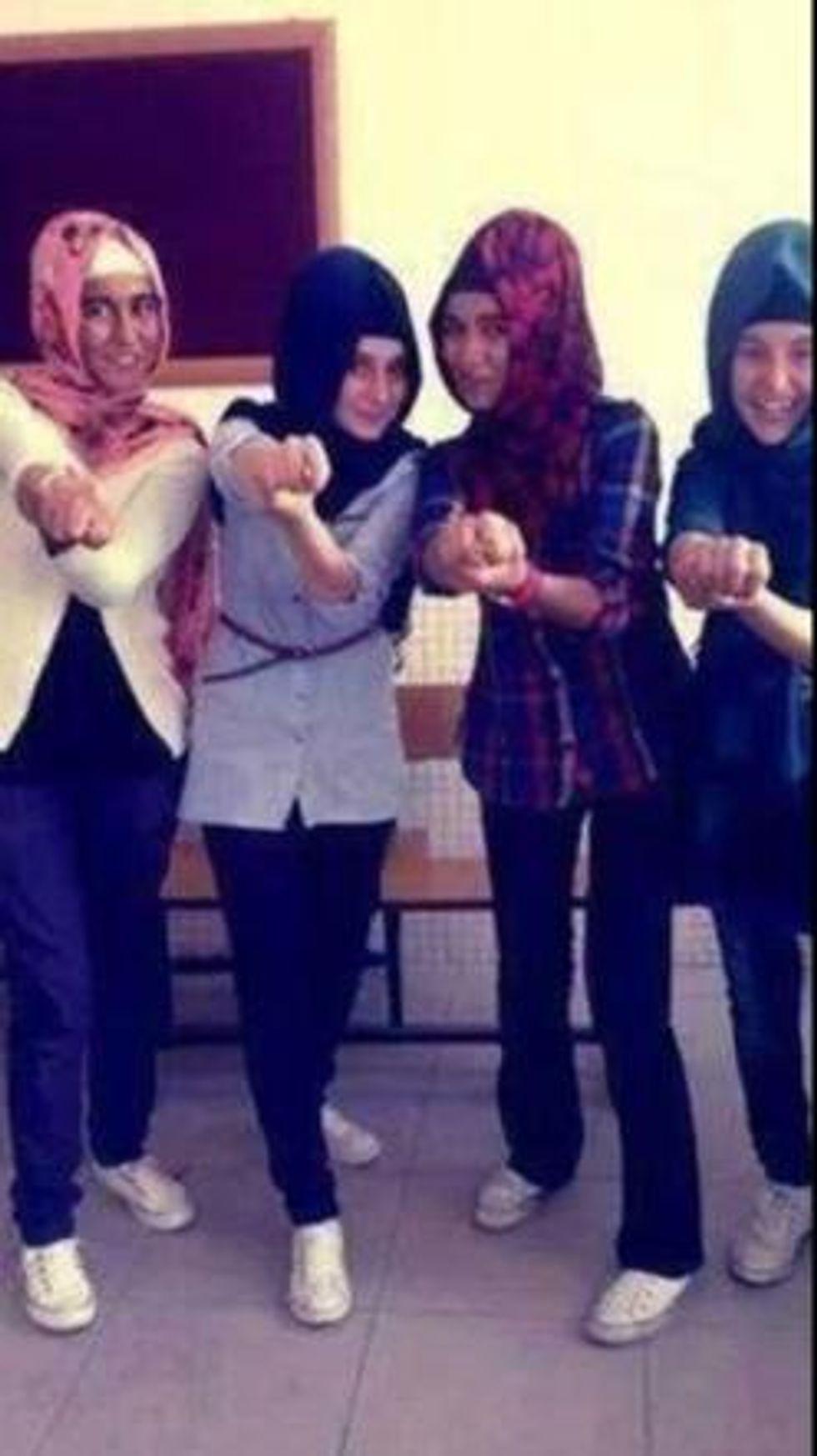 L'orgoglio turco nel sorriso delle donne
