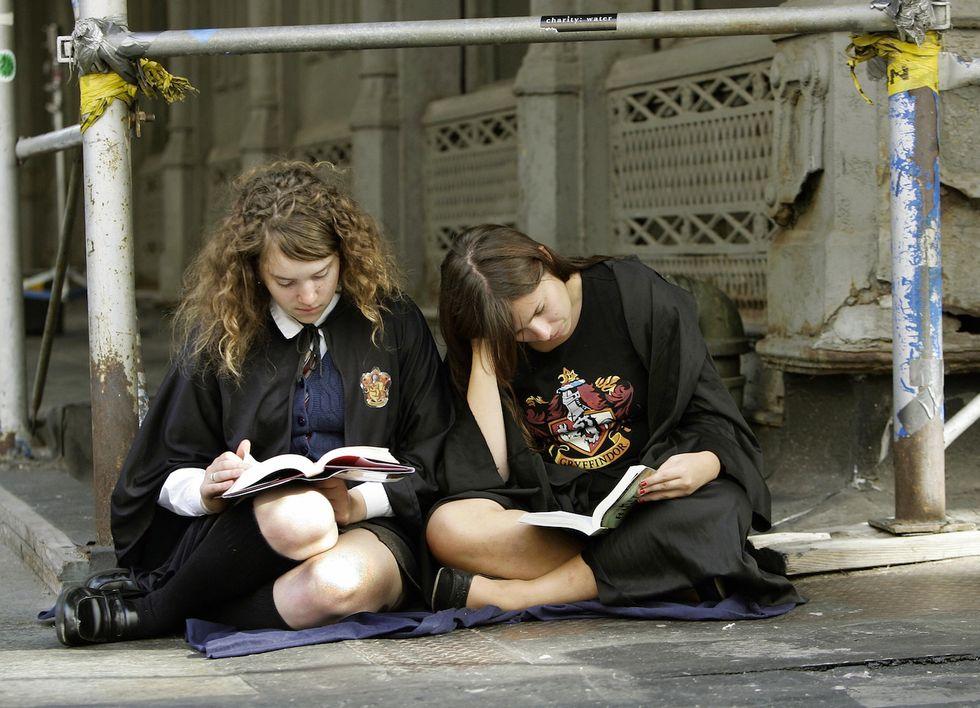 Chi legge Harry Potter è meno razzista e più tollerante