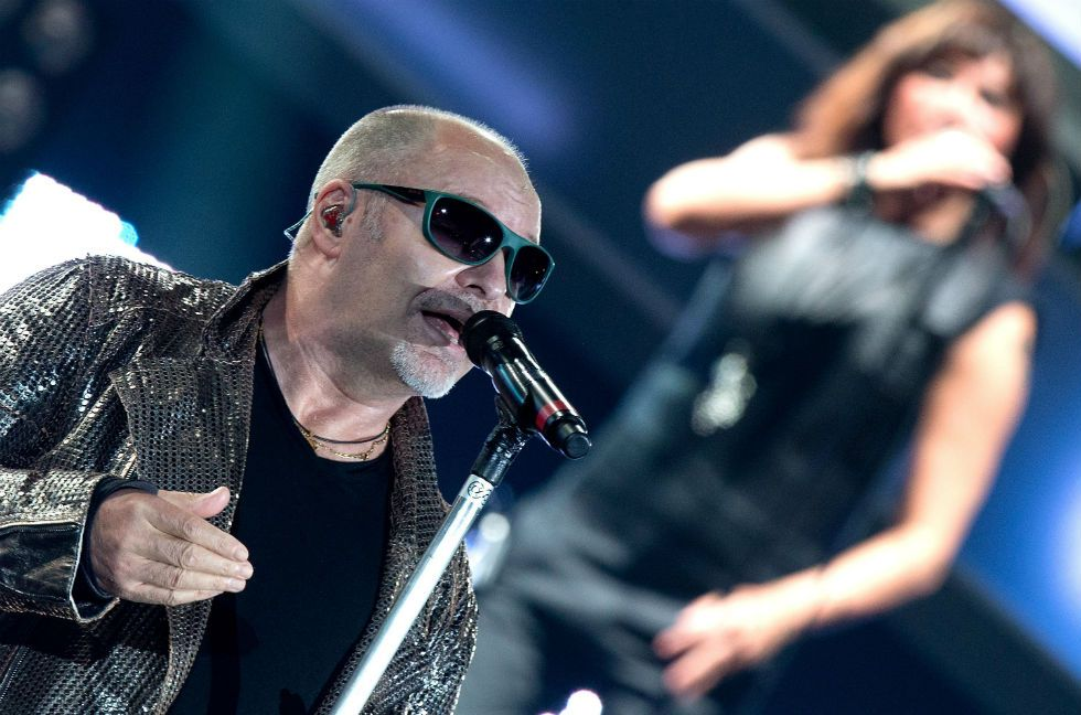 Vasco Rossi a San Siro: rock'n'roll party per sessantamila