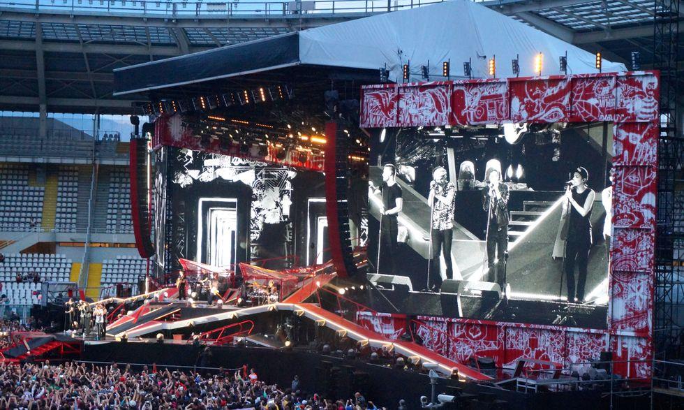 One Direction a Torino: il racconto di tutto il concerto