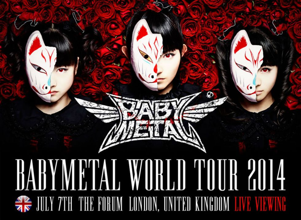 Babymetal: la nippo-band che manda in tilt i metallari