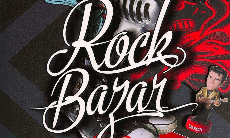 Massimo Cotto, 'Rock Bazar: 575 storie rock'