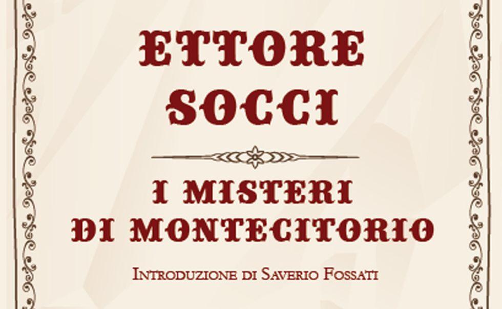 """""""I misteri di Montecitorio"""", romanzo parlamentare di Ettore Socci"""