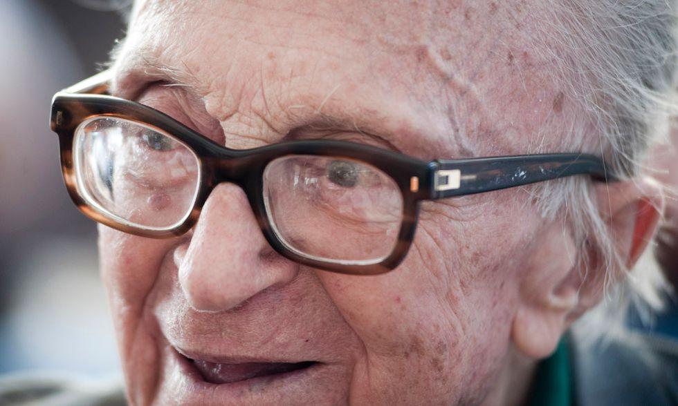 """Boris Pahor: """"Io randagio di 101 anni che sono scampato al secolo sadico"""""""