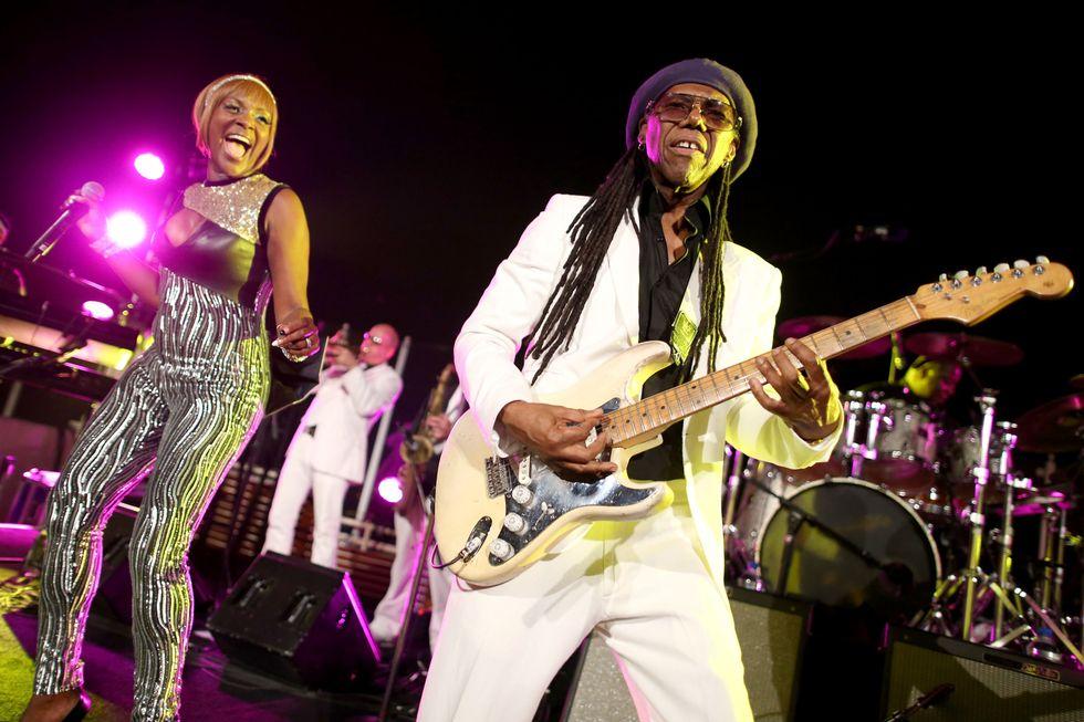 Nile Rodgers & gli Chic accendono Lucca - La recensione del concerto