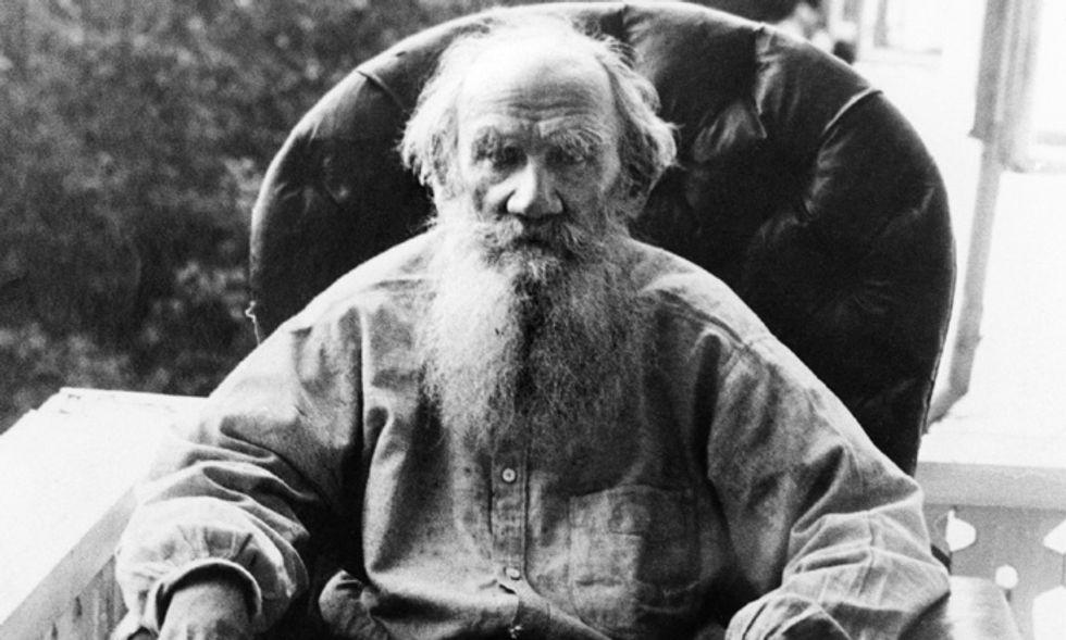 I 50 libri preferiti da Tolstoj