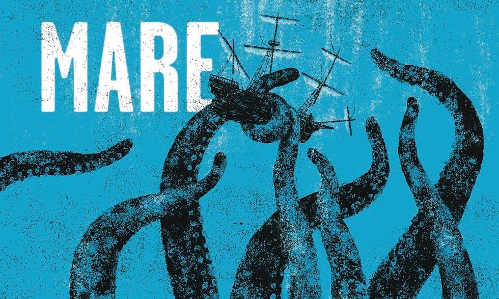 'Mare': un omaggio al continente blu