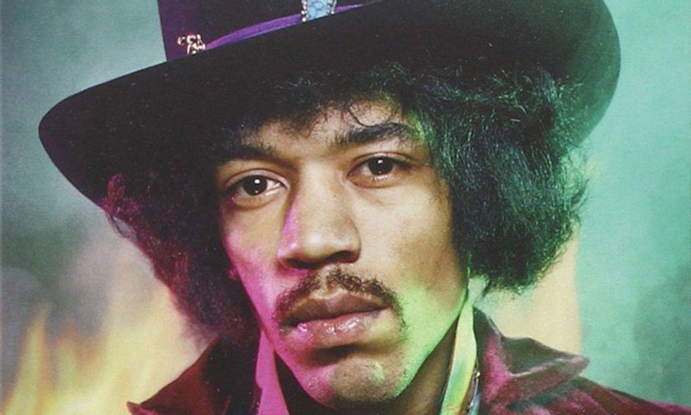 'Zero ', Jimi Hendrix si racconta