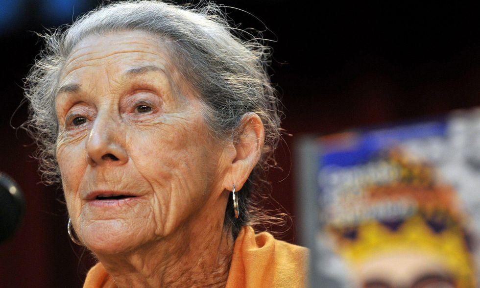 È morta Nadine Gordimer, scrittrice premio Nobel