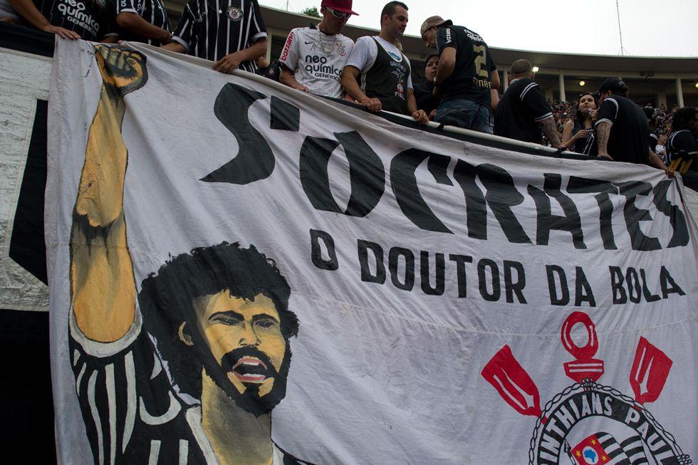 """""""Calciatori di sinistra"""": Socrates, ma non solo"""