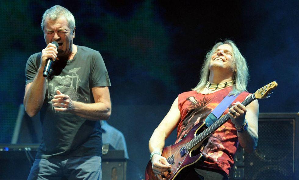 Deep Purple: sinfonia hard rock a Barolo