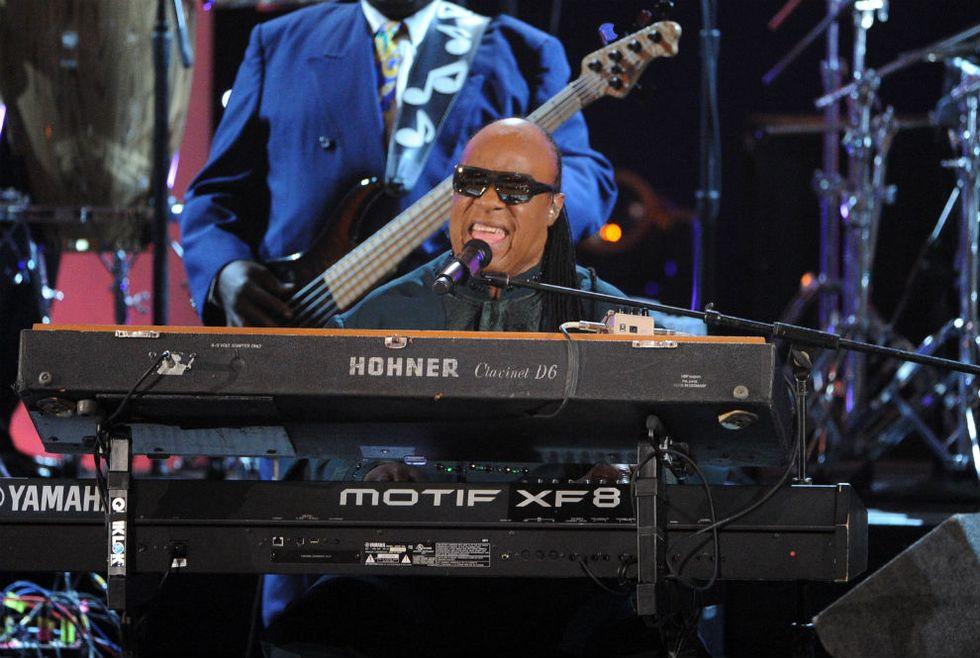 Stevie Wonder a Lucca - La recensione del concerto